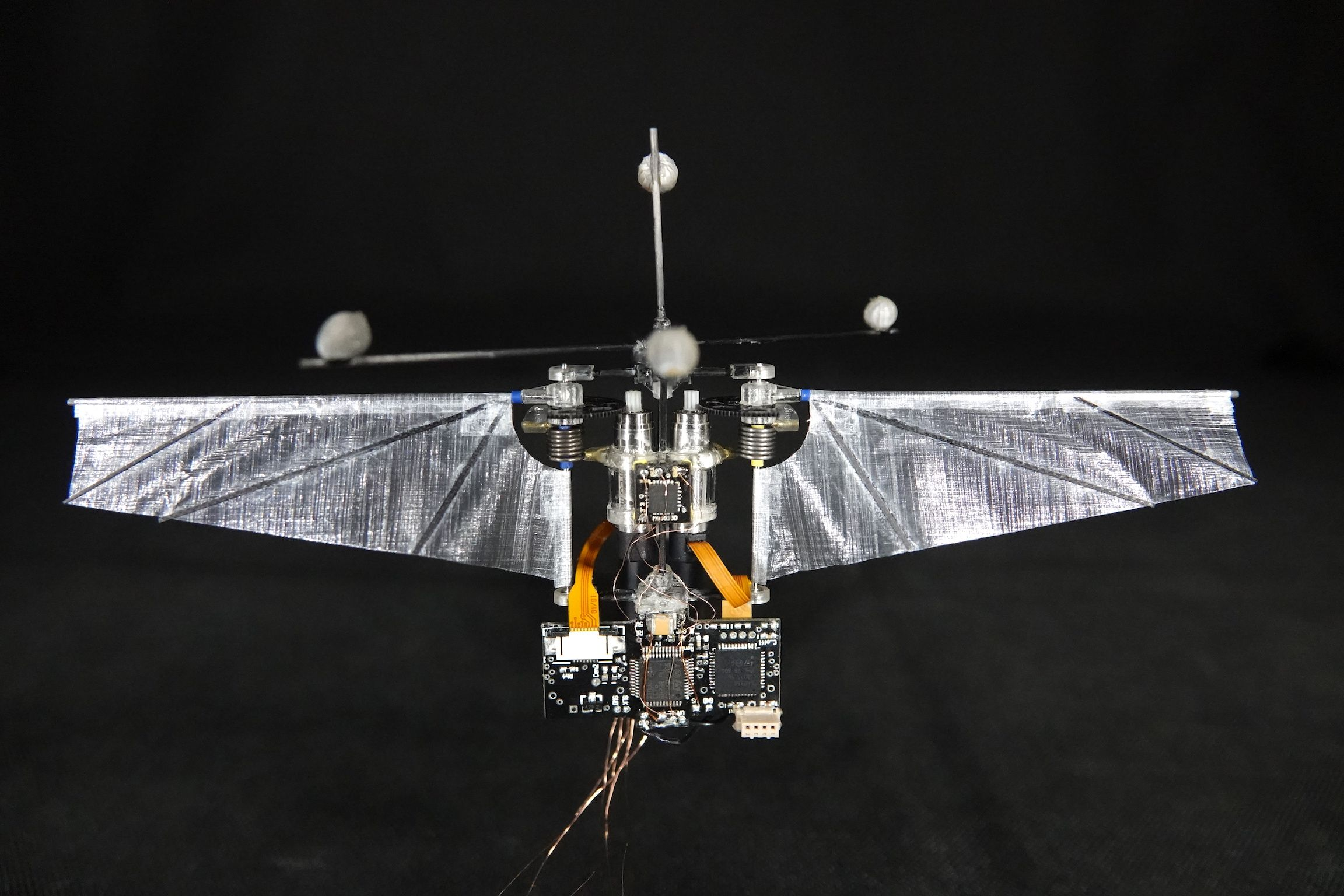 Purdue's Robot Hummingbird