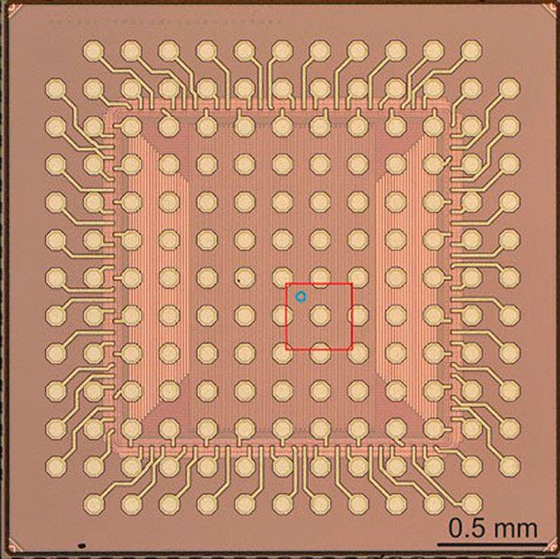 X-Ray Tech Lays Chip Secrets Bare