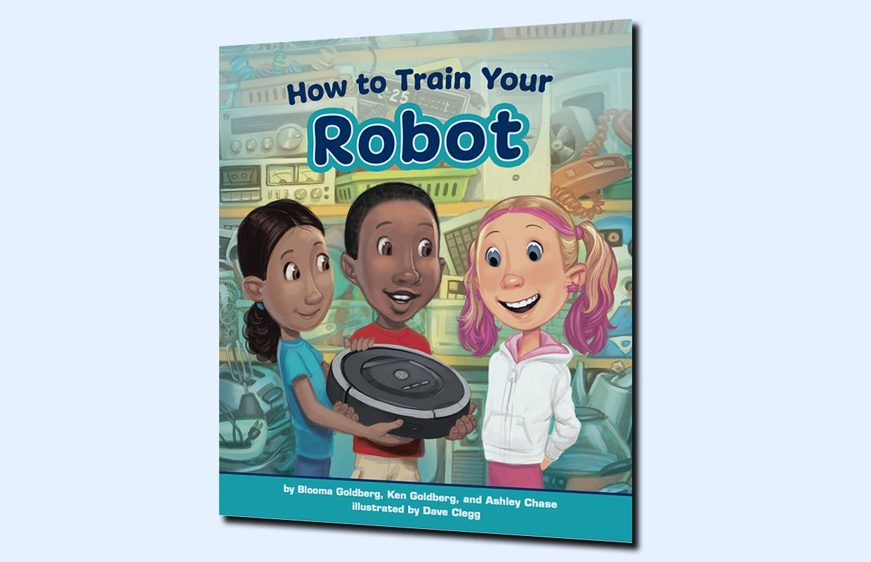 How to Train Your Robot book