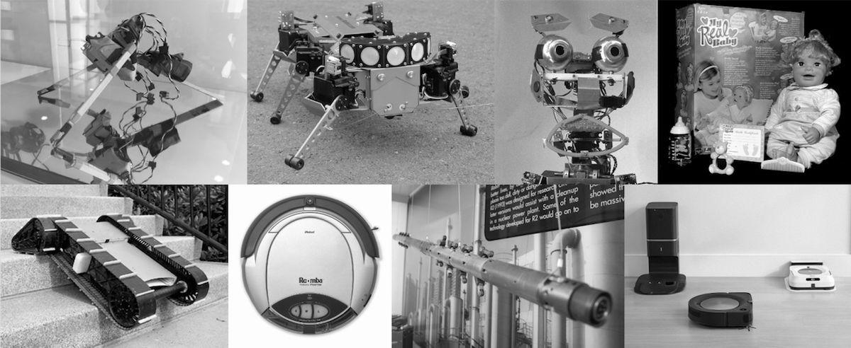 iRobot robots