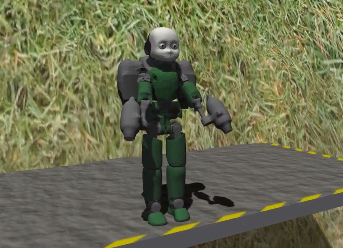 iRonCub, the jet-powered flying humanoid robot