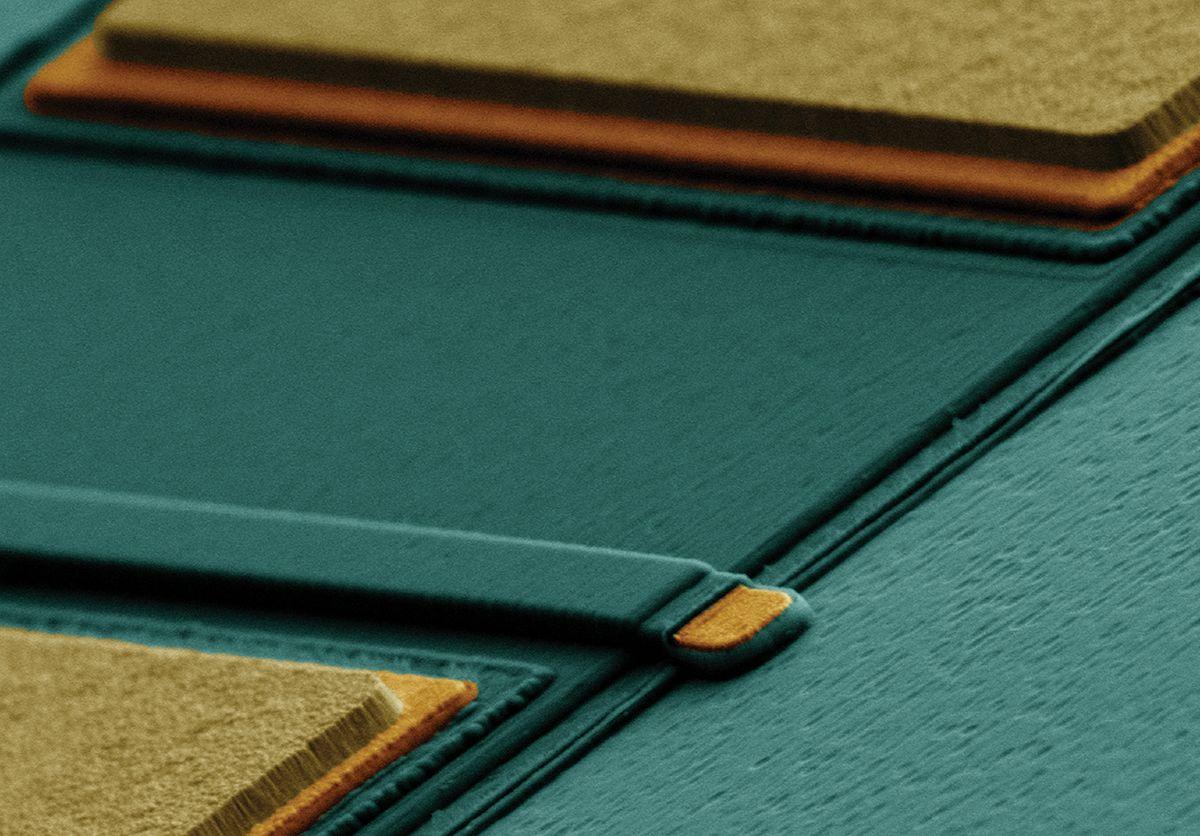 Image of a gallium oxide transistor.