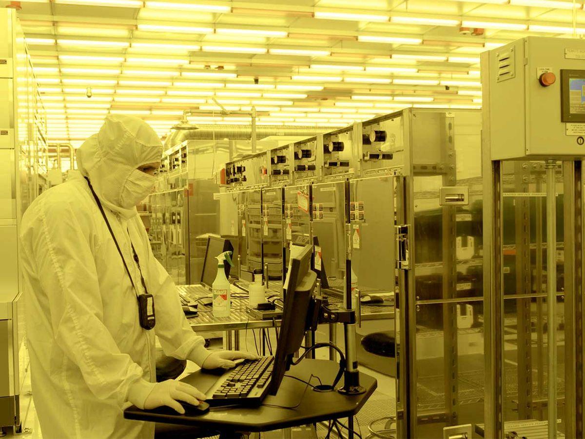 IBM's Albany facility