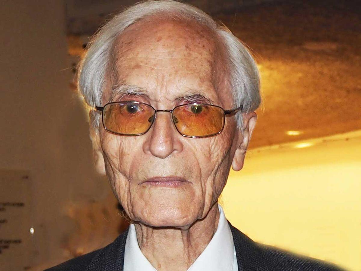 Photo of Jacob Ziv