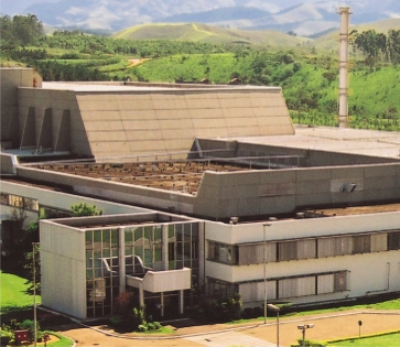 The Resende nuclear complex in Brazil