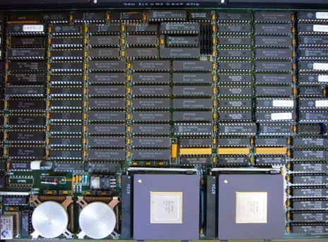 Sun Microsystems SPARC Processor (1987)