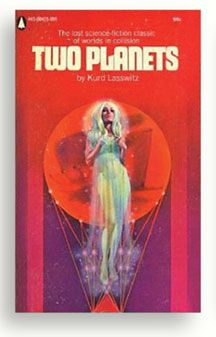 Two Planets book cover