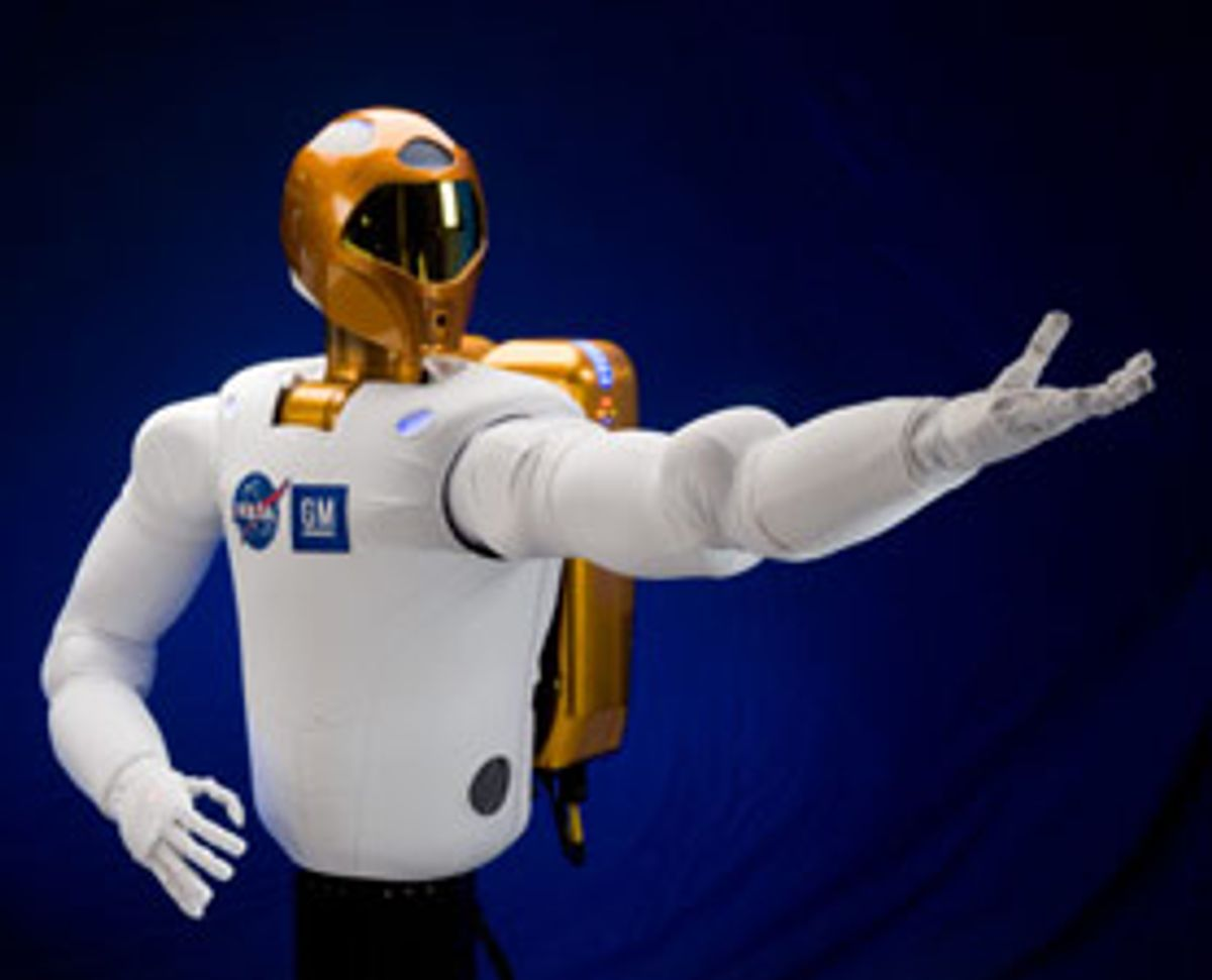 NASA's Robonaut-2 Will Go to Space This Year