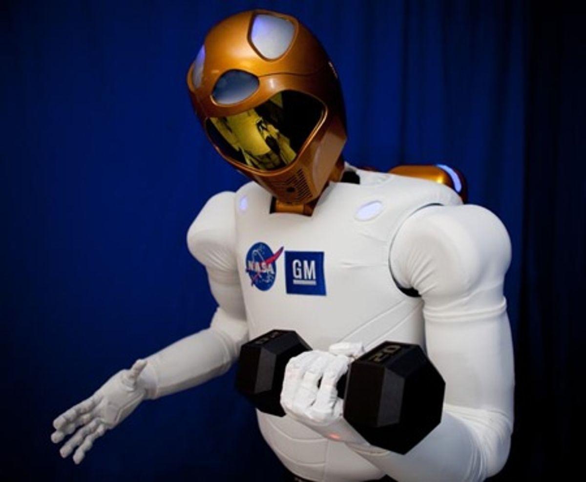 NASA Ready to Send Humanoid Robot to Space
