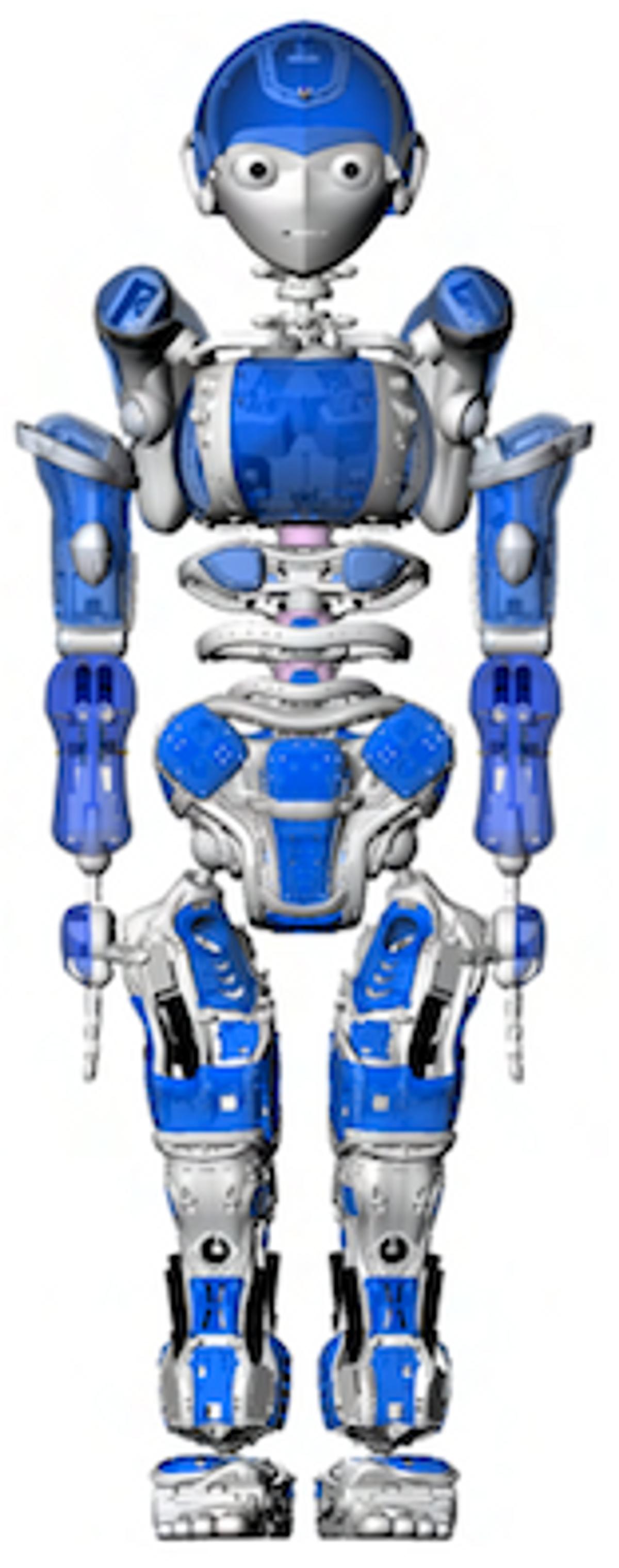 Kojiro Humanoid Robot Mimics Your Musculoskeletal System