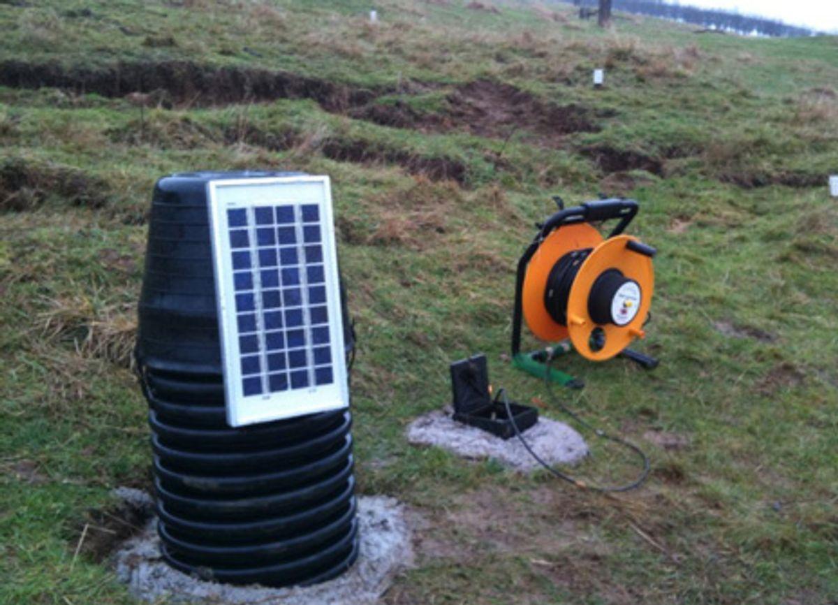 Sensor System Yields Landslide Warnings