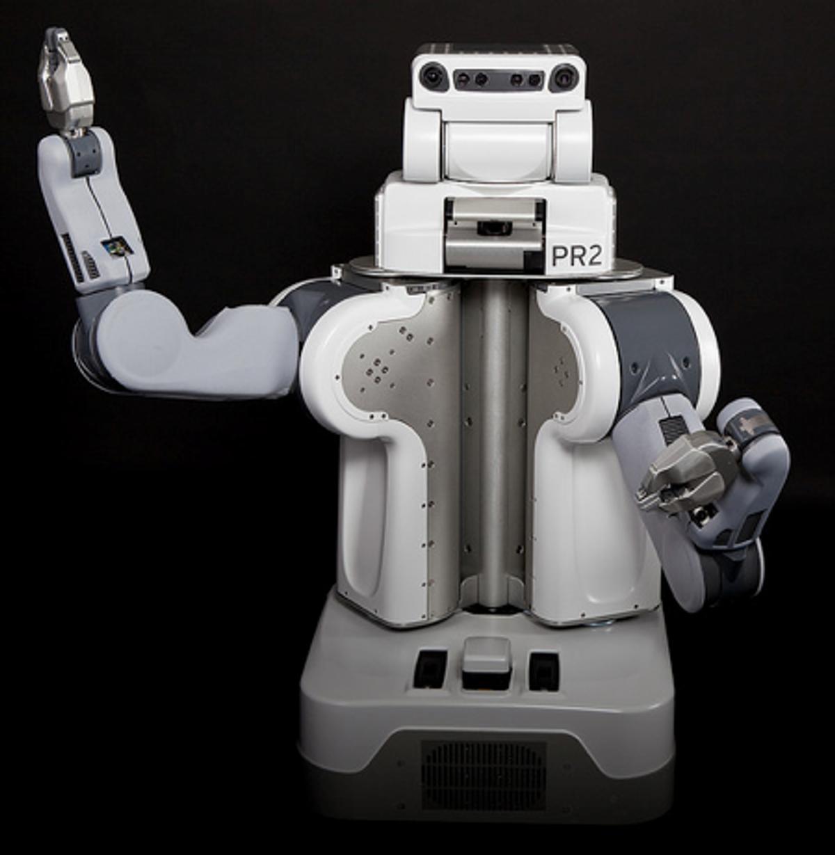 Willow Garage Sells First PR2 Robots