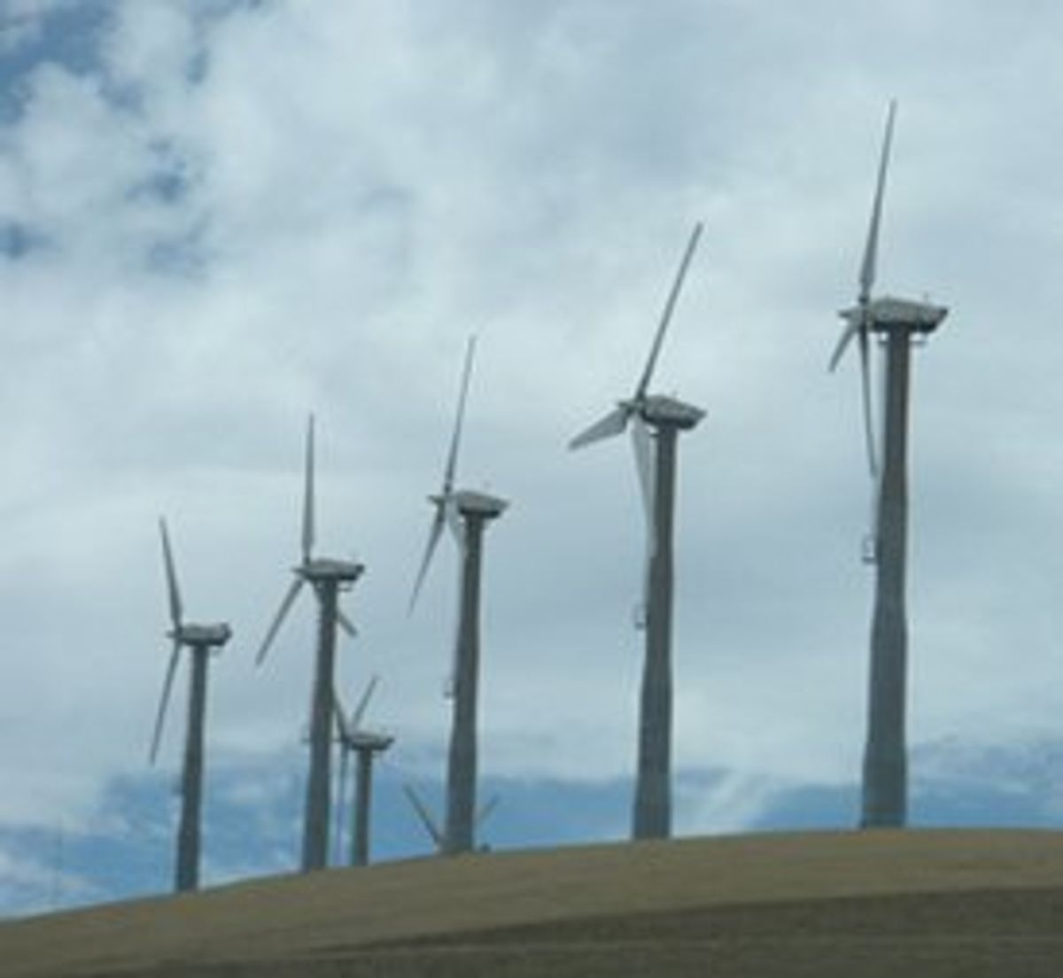 The Ideal Wind Farm: Tweaking Turbine Spacing to Improve Output