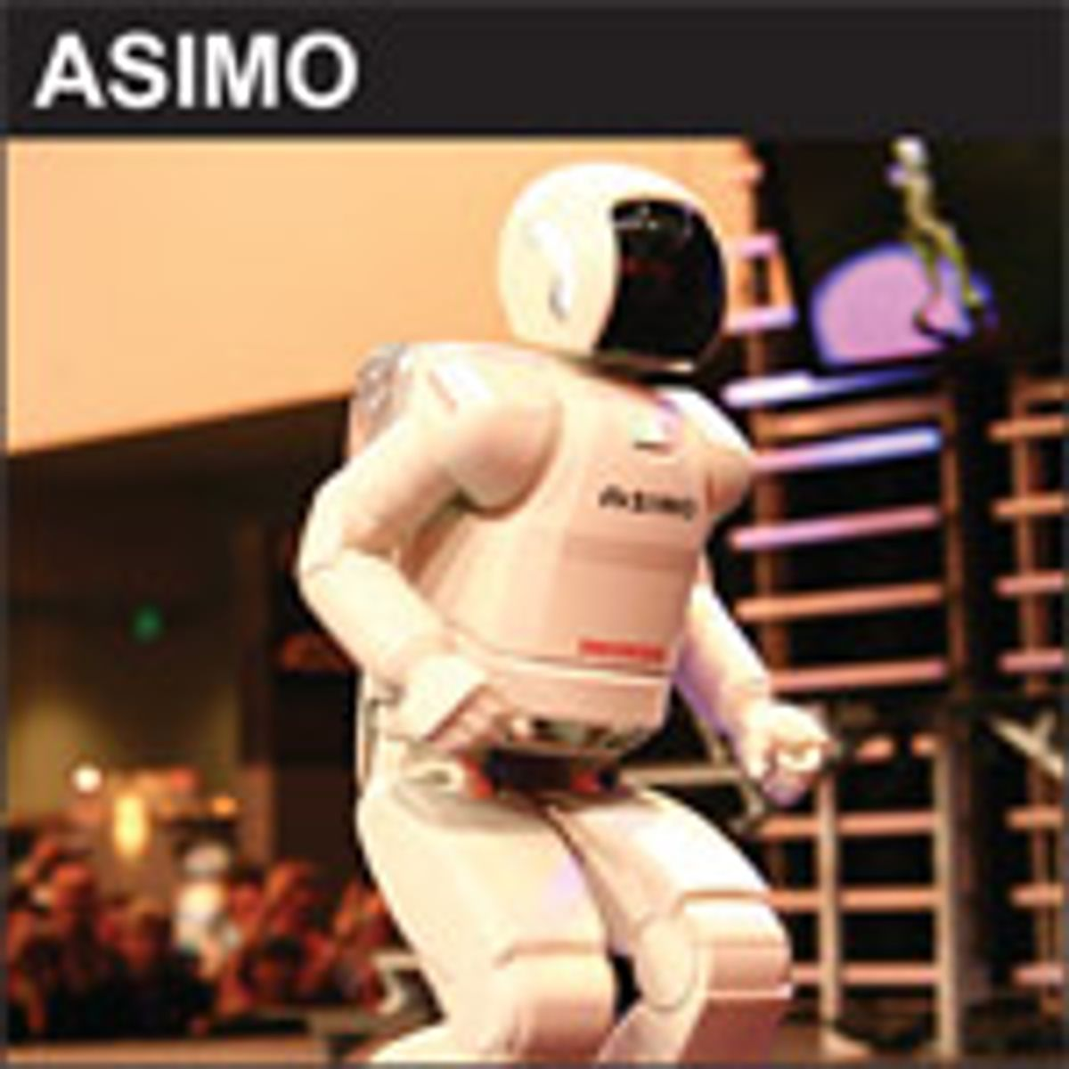 These Humanoid Robots Could Kick Your Asimo