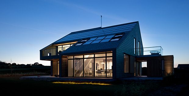 Denmark s net zero energy home ieee spectrum for Zero energy homes