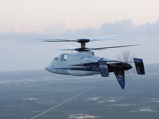 The Fastest Helicopter On Earth Ieee Spectrum