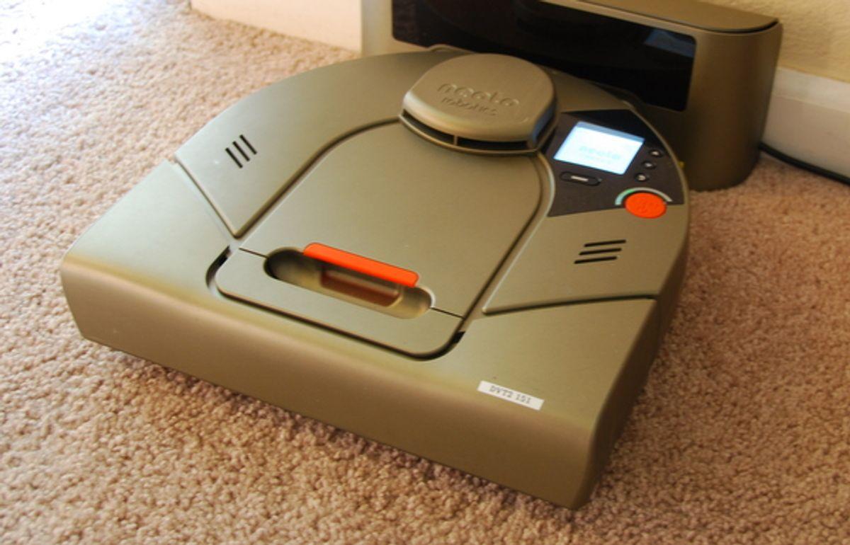 Review: Neato Robotics XV-11