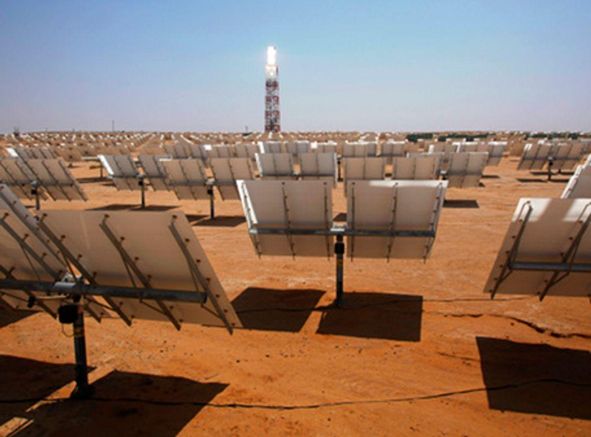 Solar After Dark: BrightSource Adding Molten Salt Storage for Power Plants