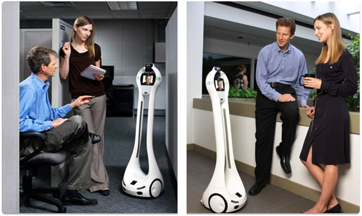 Vgo Telepresence Robot
