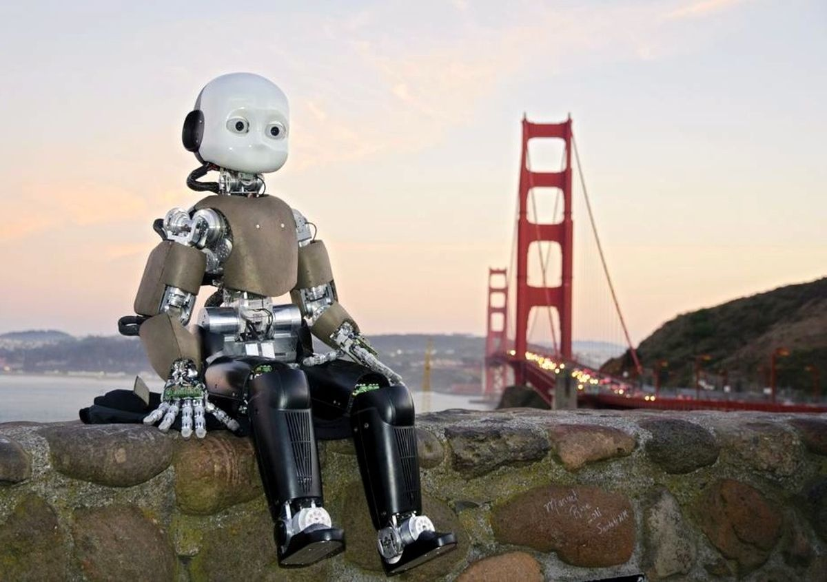 Robot Pic of the Week: Humanoids Like Sightseeing Too