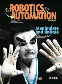 The Uncanny Valley by Masahiro Mori, republished in Robotics & Automation Magazine