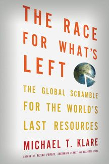 cover image, The Race for What's Left