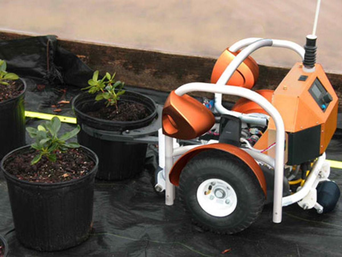 Harvest Automation Beta Testing Robot Farmers