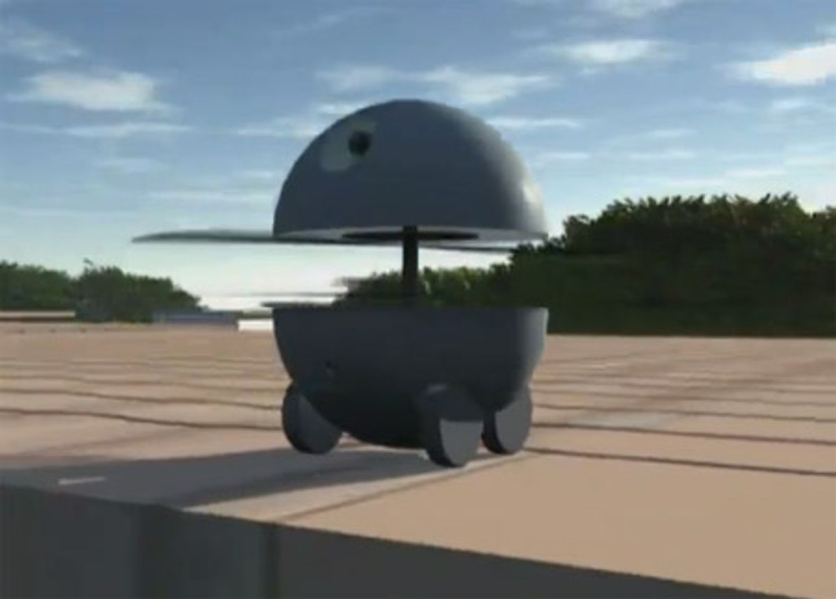 DARPA's Crowdsourced UAVs Get Real
