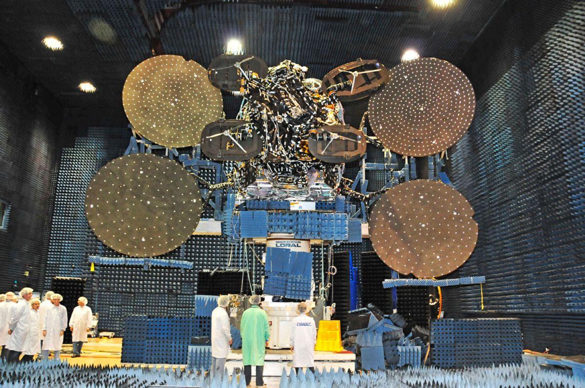 Lighting a Fire Under Satellite Broadband