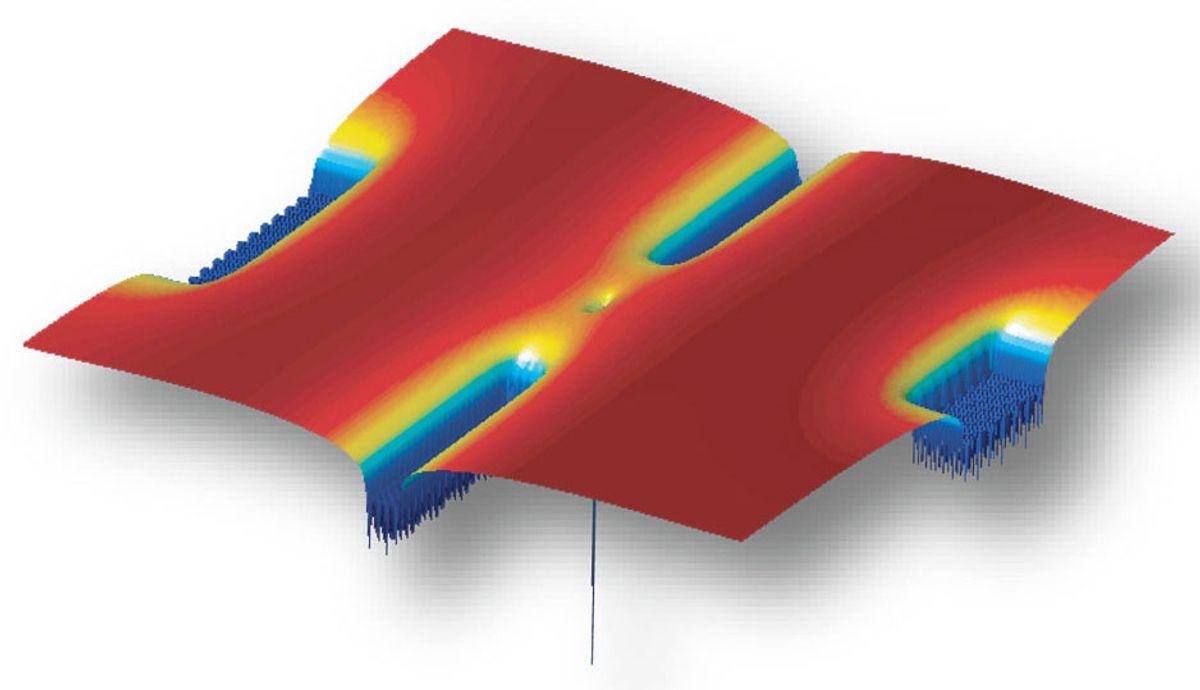 A Single-Atom Transistor