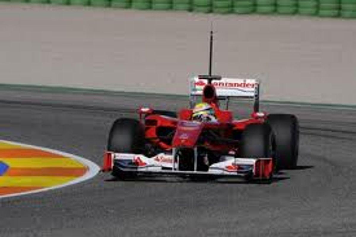 Formula 1 to Restrict Use of Nanotechnology