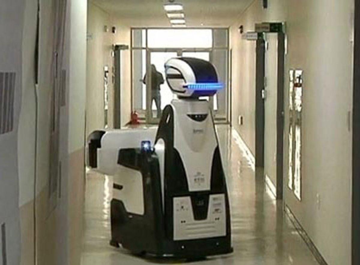 RoboCops Now Guarding South Korean Prisons