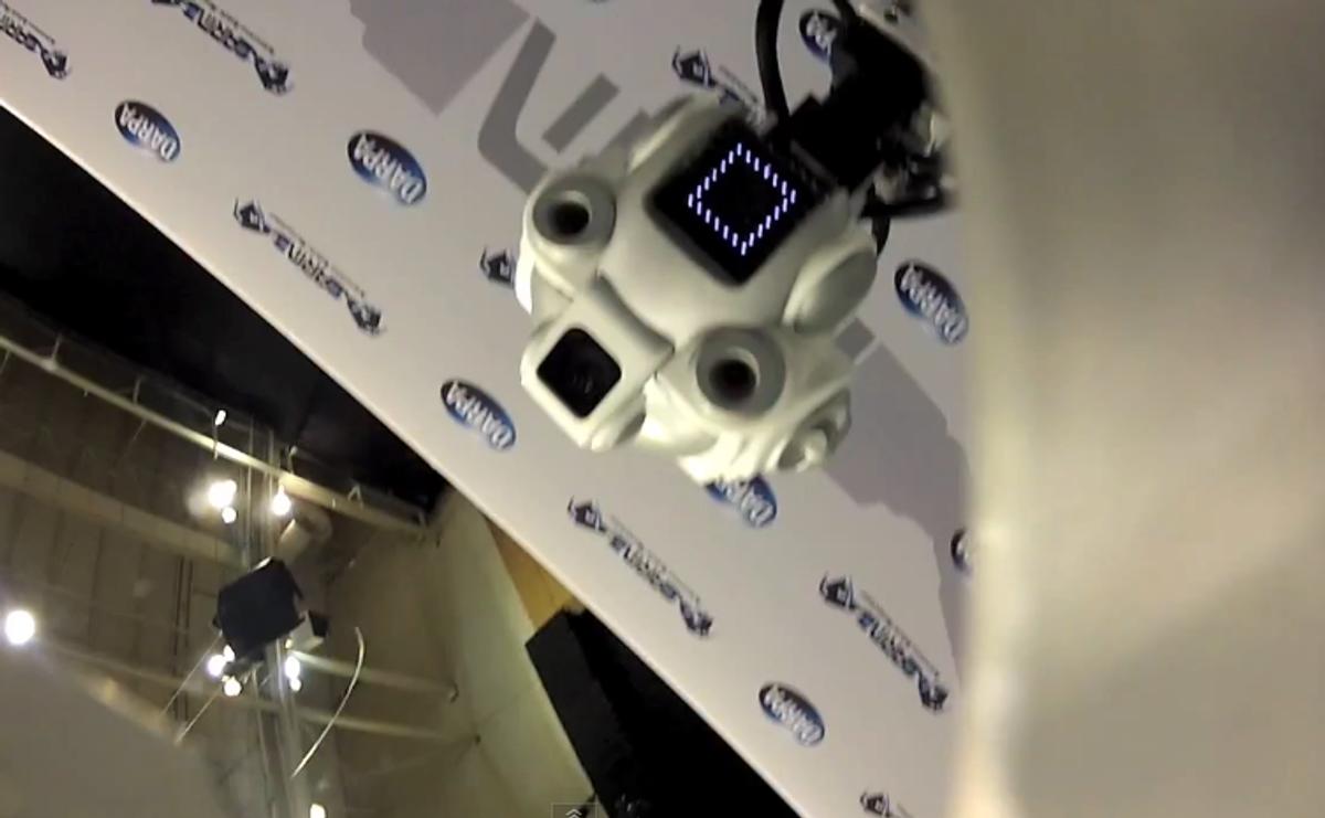 Video: DARPA Demos Its ARM Robot
