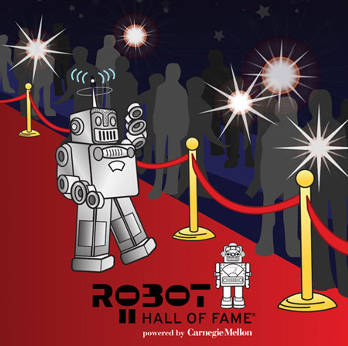 Here are the Newest Additions to the Robot Hall of Fame