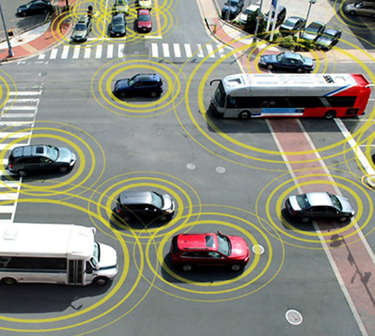 Study: Intelligent Cars Could Boost Highway Capacity by 273%
