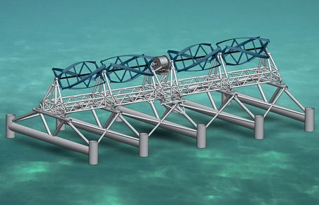 First Tidal Power in U.S. Starts Flowing to the Grid thumbnail