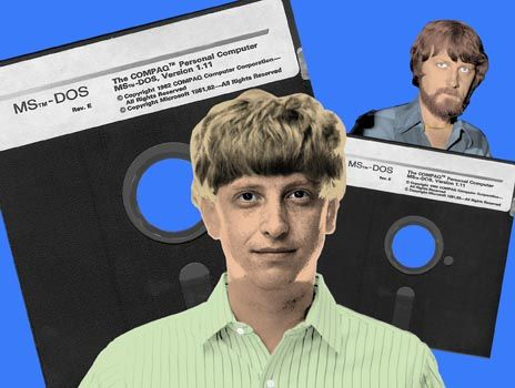 Did Bill Gates Steal The Heart Of Dos Ieee Spectrum