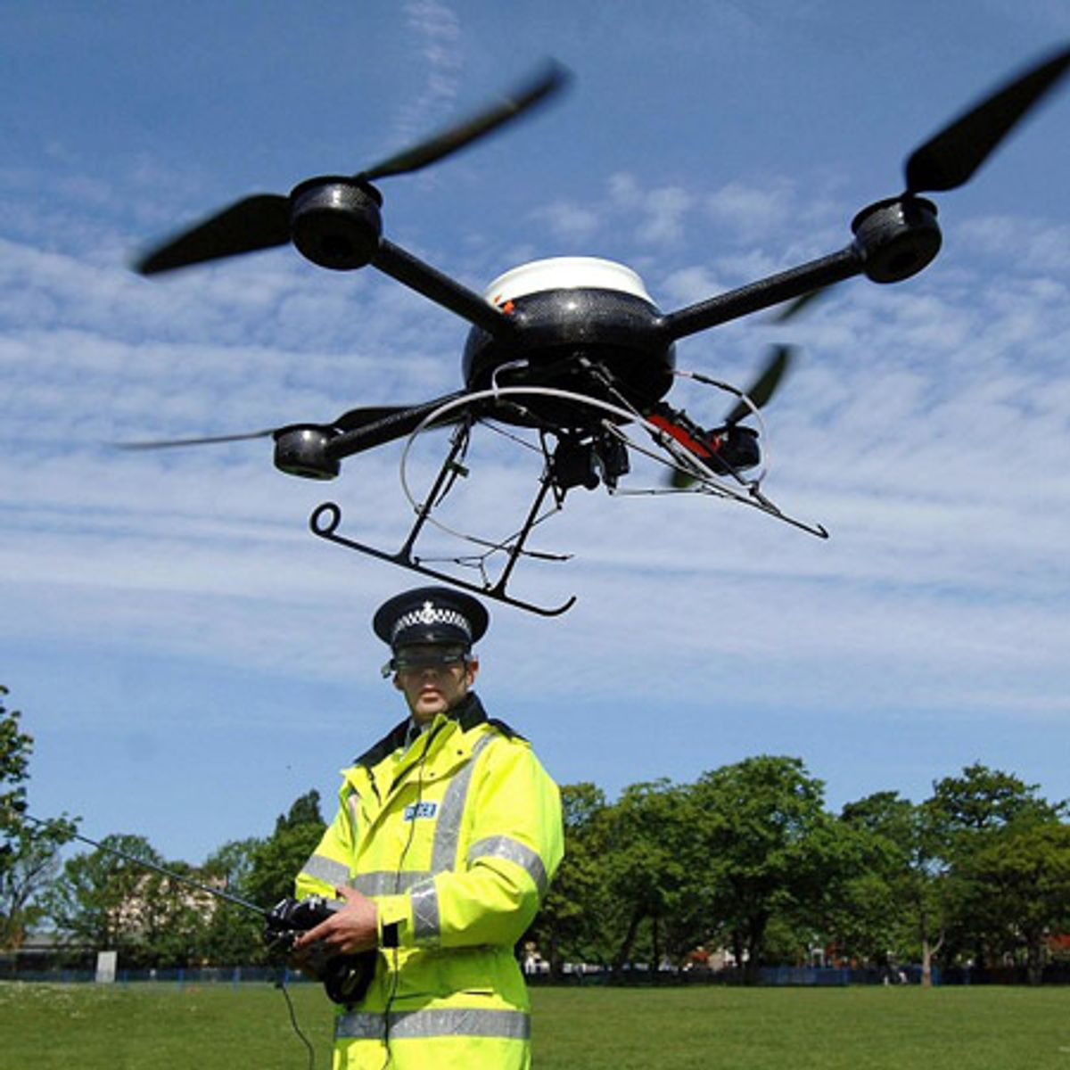 Homeland Security Wants Drones for Public Safety, Doesn't Want to Tell Public About Them