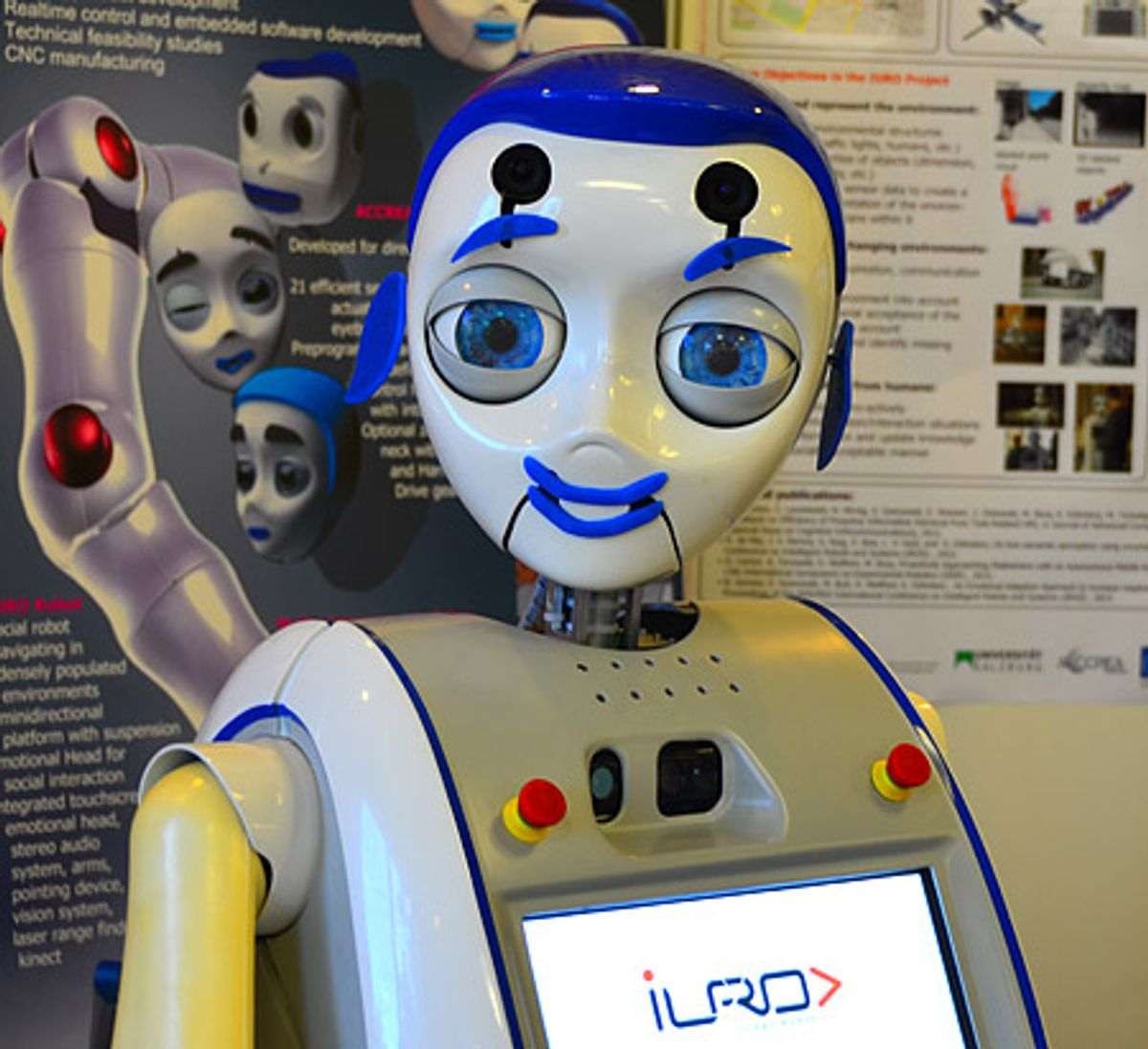 Iuro Robot Finds Its Way Through Cities, With Your Help