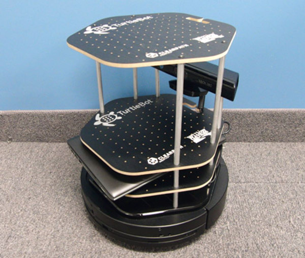 TurtleBot 2.0 Now Available for Preorder from Clearpath Robotics [Updated]