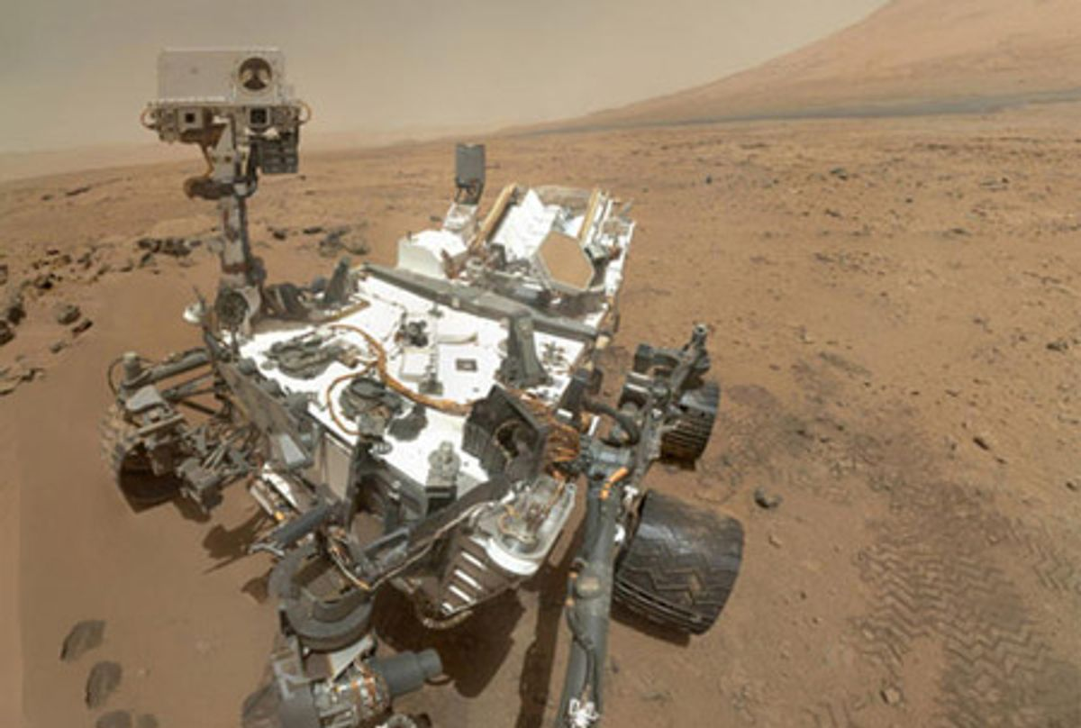 NASA's Mars Program Now Includes 2020 Rover