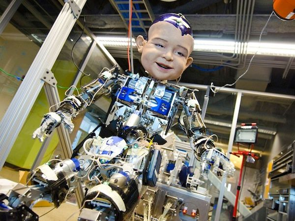 gambar robot