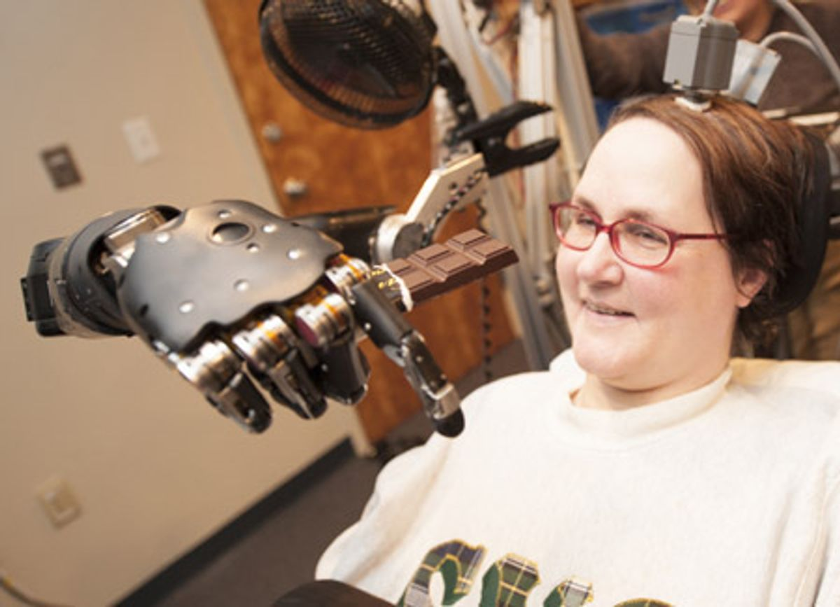 Reminder: One Reason Why Robotics Is Very, Very Important