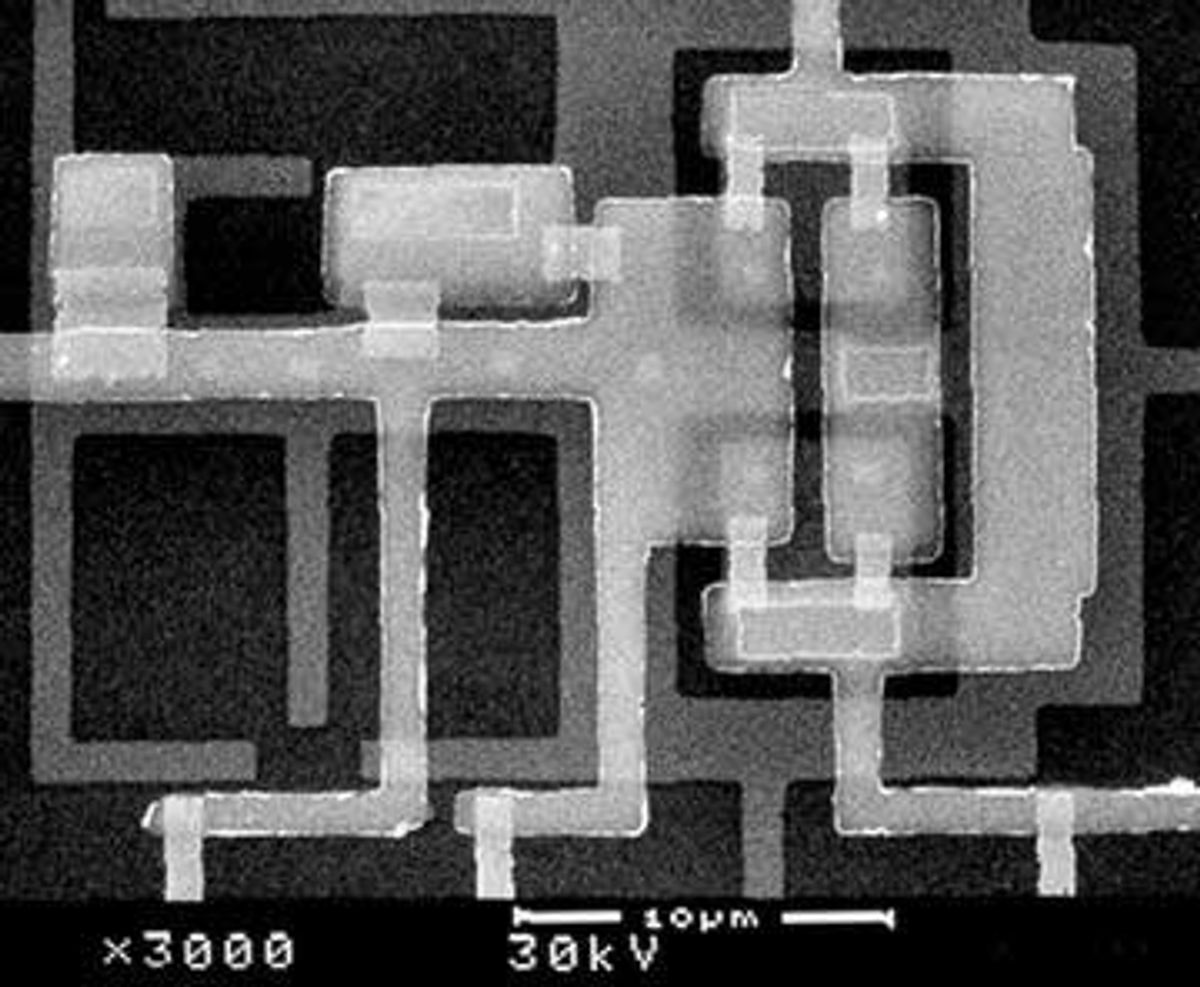 Superconductor ICs: the 100-GHz second generation