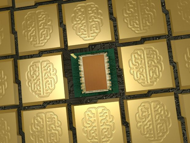 How IBM Got Brainlike Efficiency From the TrueNorth Chip