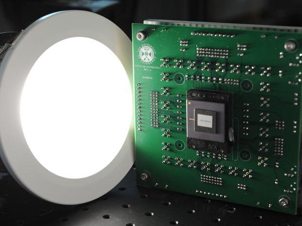 Llum amb Li-Fi