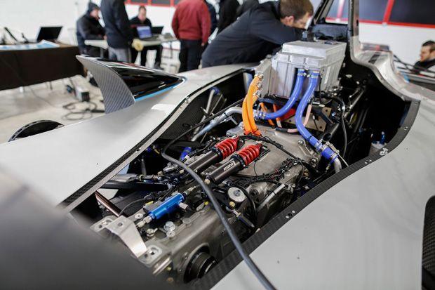 Cotxe de fórmula E