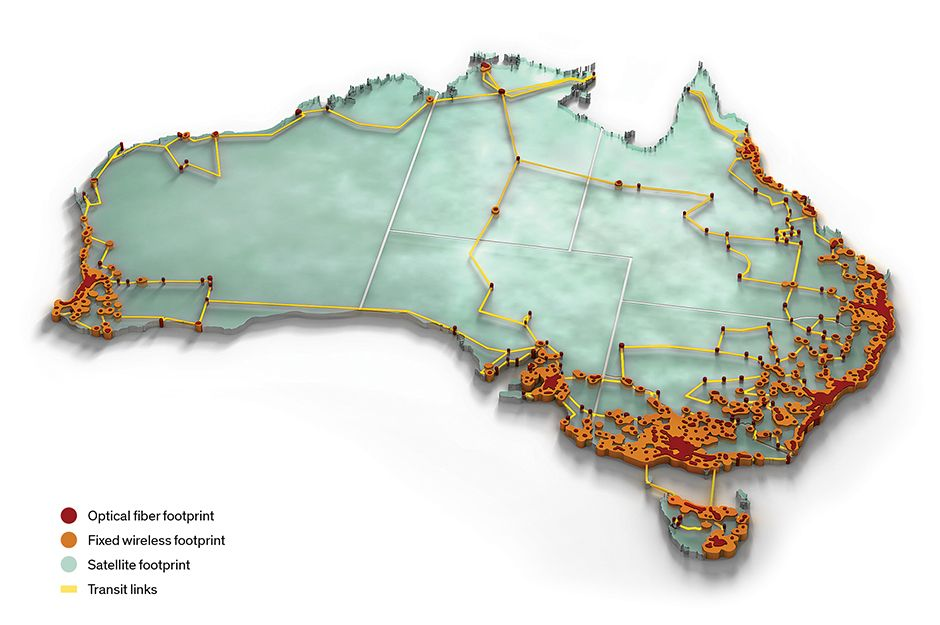 12Australia NBN footprint 2