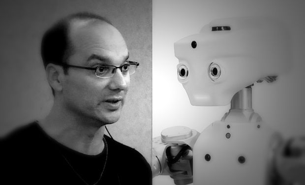Andy Rubing and Meka Robotics M1