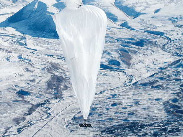 Top 5 Last Mile Project Loon